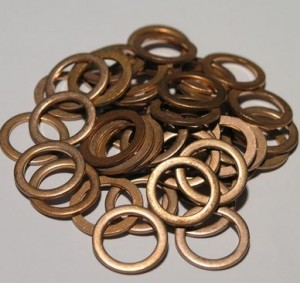 annealed copper washer din 7603 A