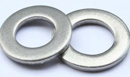 din 125 A stainless steel washer