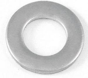 din 125 A zinc washer