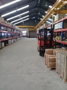 fastener supplier warehouse